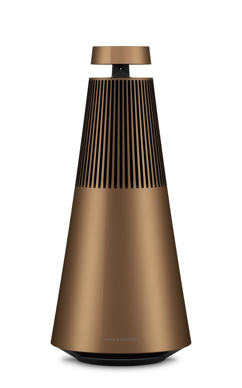 Beosound 2 mit Google Assistant - 2. Generation - Bronze Tone