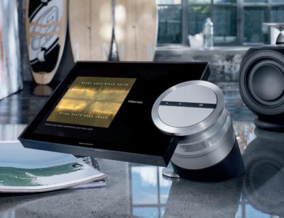Beosound 5 inkl. Bodenstandfuss und CD-Laufwerk