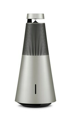 Beosound 2 2nd Generation mit Google Assistant, Natural Brushed Limitierte Edition (Contrast Collection)