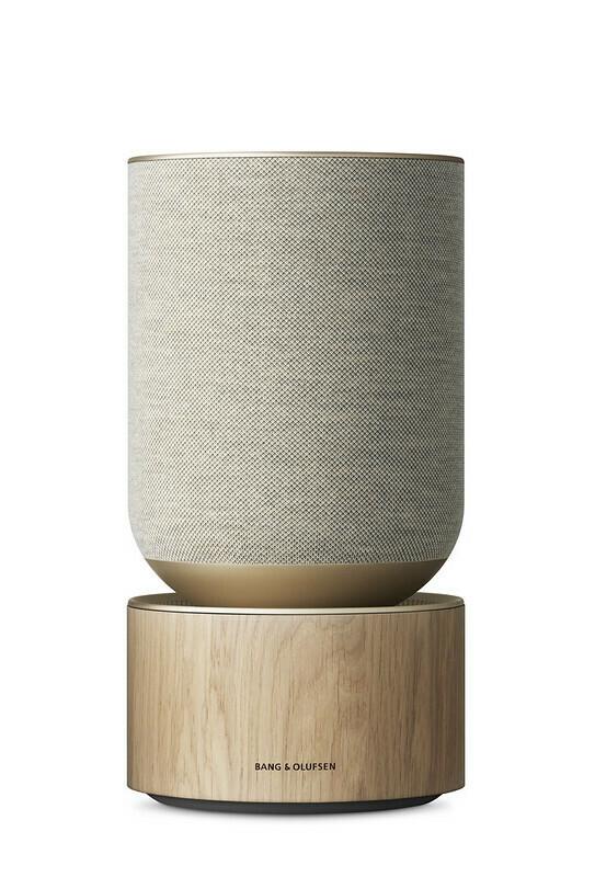 Beosound Balance mit Google Assistant, Natural Oak
