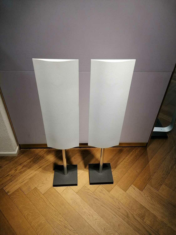Beolab 12-1, Ausstellungsmodell WEISS (Paar)