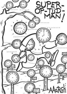 Super-op-tijd-man