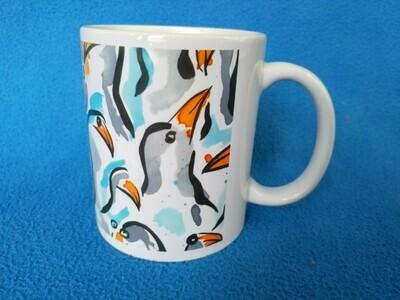 Birds of Grey - AAaRGh Art Collectie