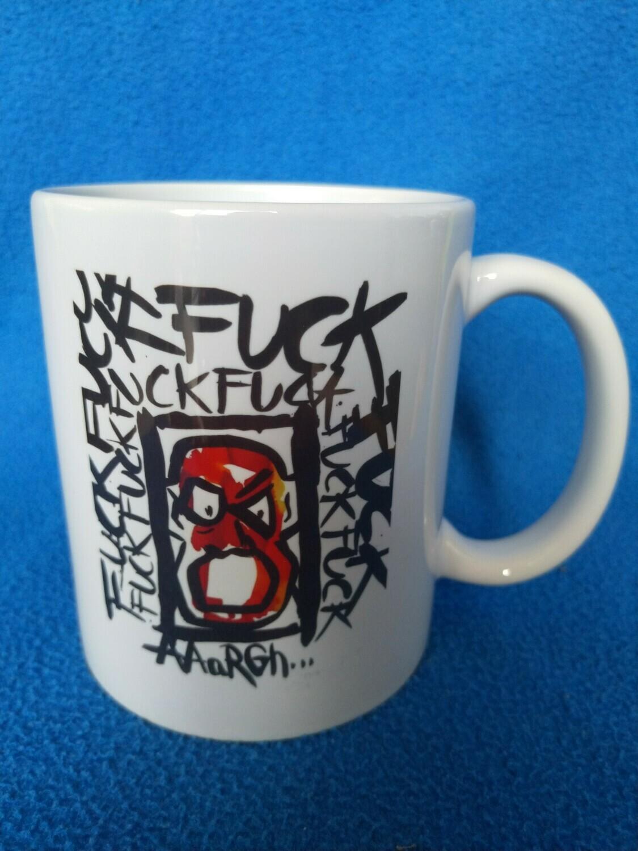 Offday / fuck fuck - AAaRGh Art Collectie