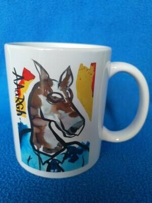 Chief Executive Horse - AAaRGh Art Collectie