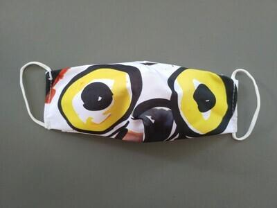 Mondmasker Owly shit