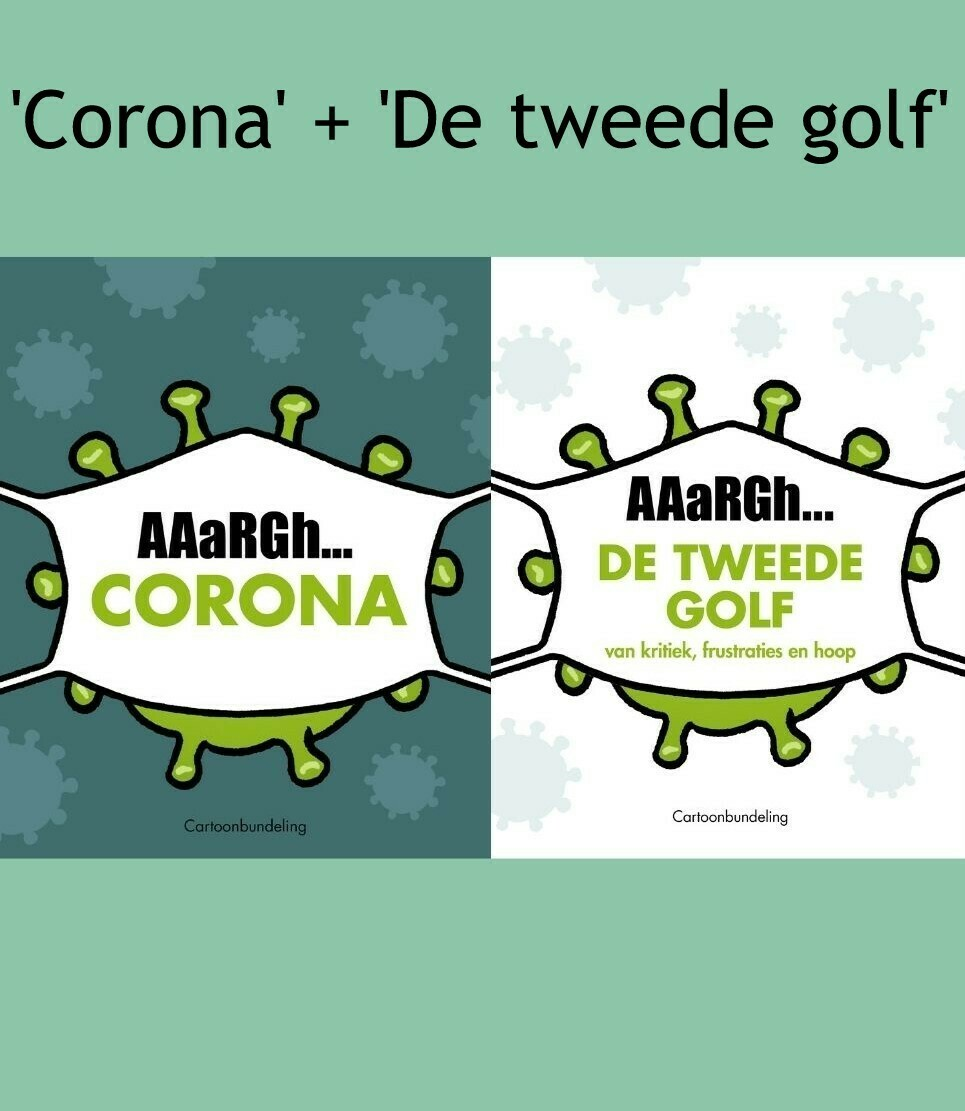 Voordeelpakket 'Corona' en 'De tweede golf'
