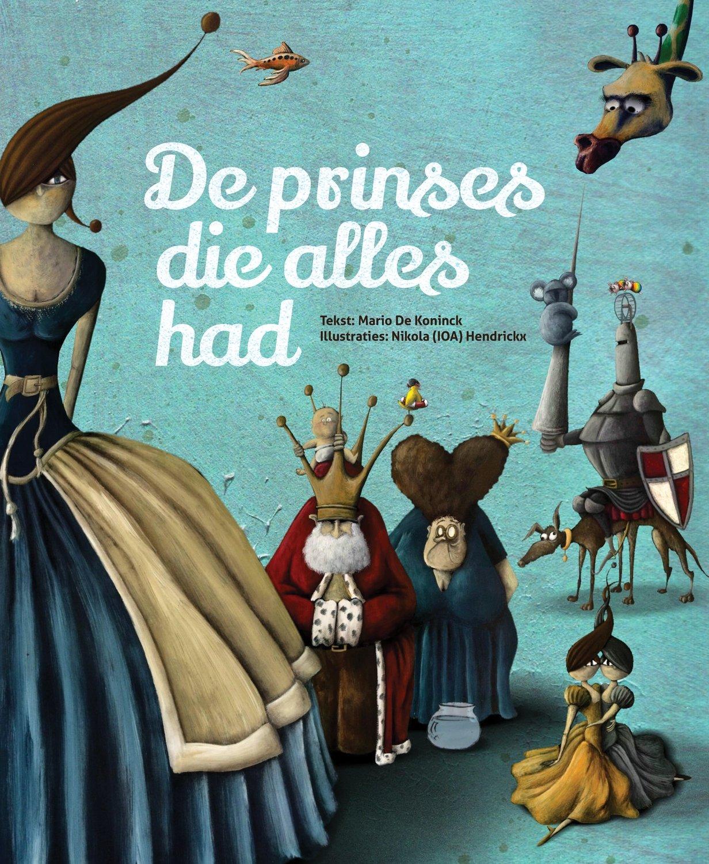 De prinses die alles had 1