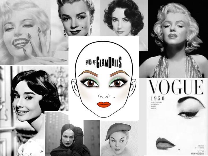 1:1 60 Minutes Bespoke Zoom Session #virtualteacher - History of GlamDolls 1950s