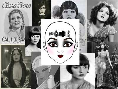 1:1 60 Minutes Bespoke Zoom Session #virtualteacher - History of GlamDolls 1920s