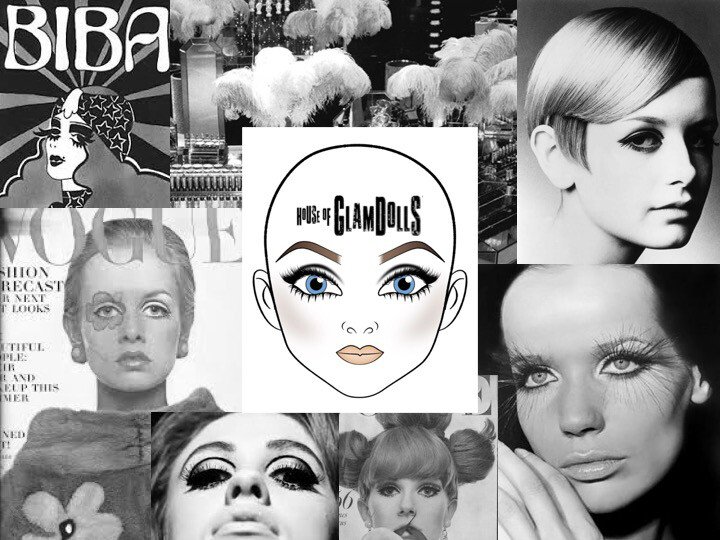 1:1 60 Minutes Bespoke Zoom Session #virtualteacher - History of GlamDolls 1960s