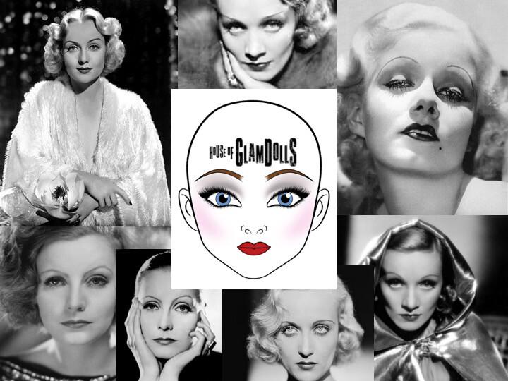 1:1 60 Minutes Bespoke Zoom Session #virtualteacher - History of GlamDolls 1930s