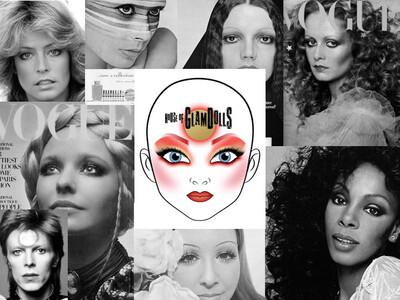 1:1 60 Minutes Bespoke Zoom Session #virtualteacher - History of GlamDolls 1970s