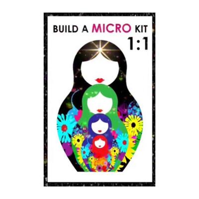 Build a MUA PRO Micro Kit