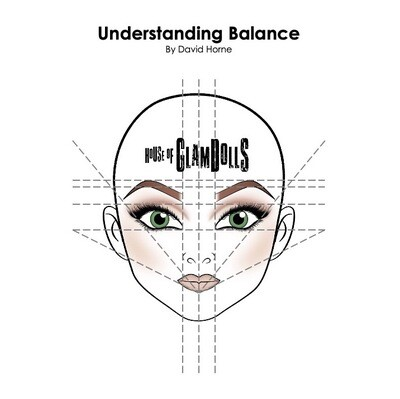 1:1 60 Minutes Bespoke Zoom Session #virtualteacher - Understanding Balance for Makeup Artistry