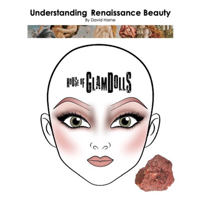 1:1 60 Minutes Bespoke Zoom Session #virtualteacher - Understanding Renaissance Beauty for Makeup Artistry