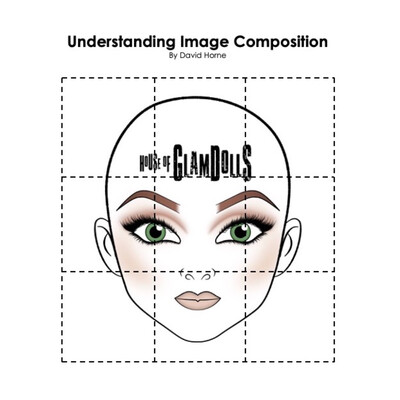 1:1 60 Minutes Bespoke Zoom Session #virtualteacher - Understanding Image Composition for Makeup Artistry