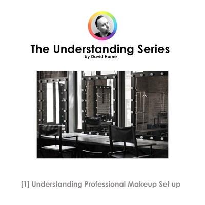 1:1 60 Minutes Bespoke Zoom Session #virtualteacher -  Understanding a Professional Makeup set up