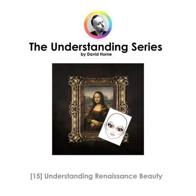 1:1 60 Minutes Bespoke Zoom Session #virtualteacher - Understanding Renaissance Beauty for Makeup Artistry