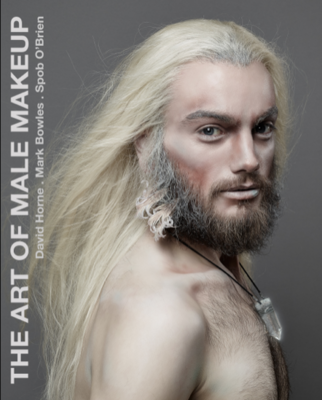 NEW - The Art of Male Makeup Book - DIGITAL version