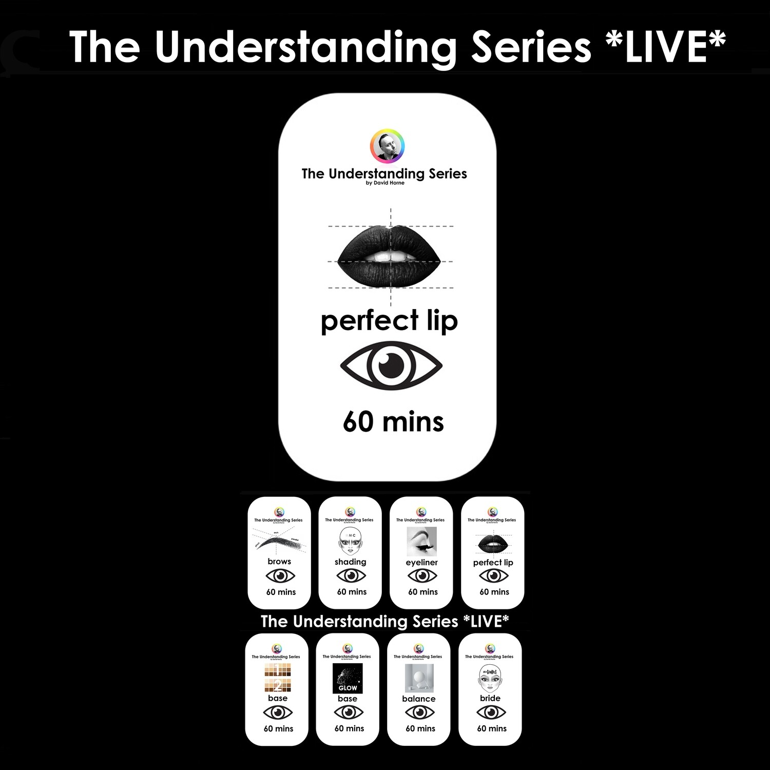 The Understanding Series LIVE: Observation session - Perfect Lip