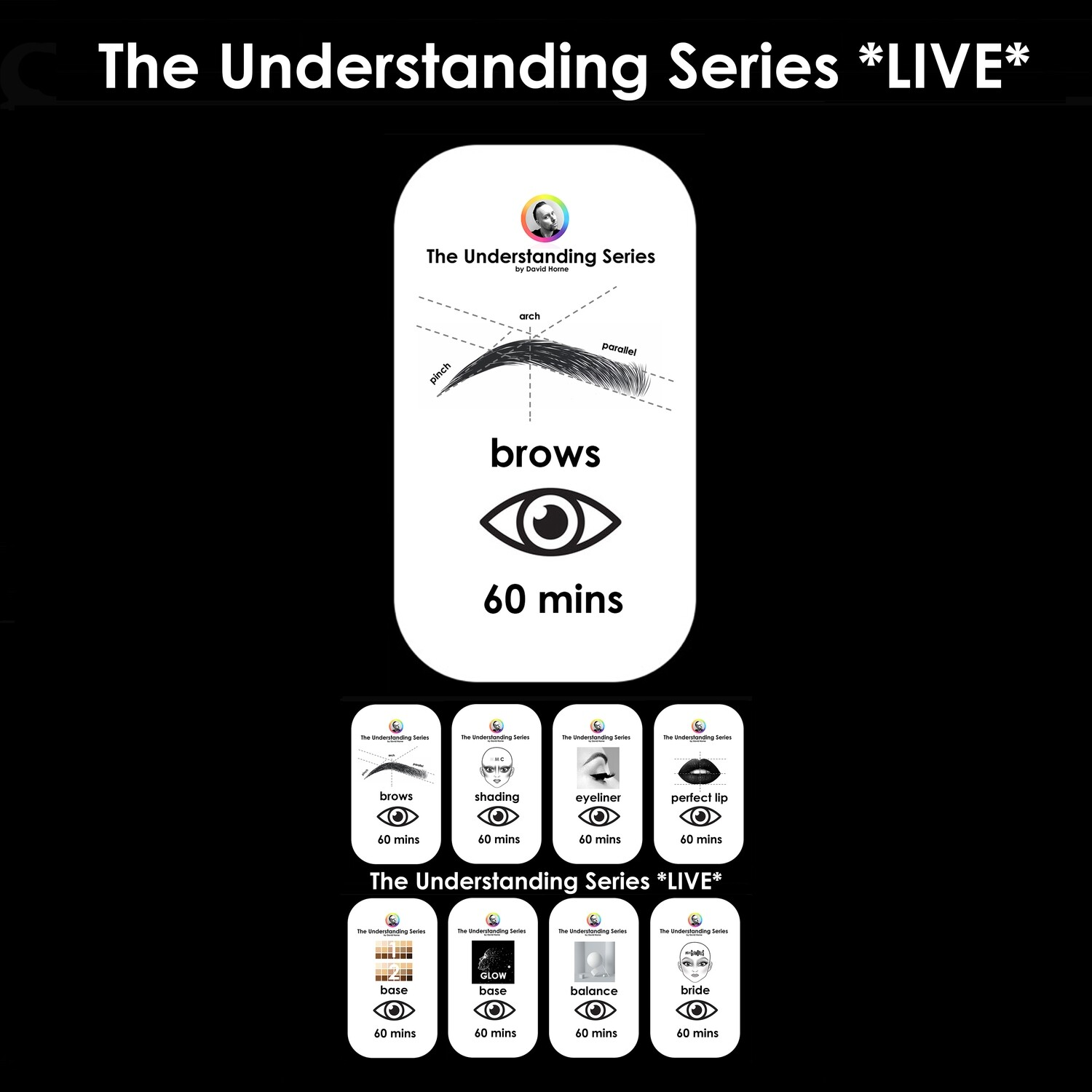The Understanding Series LIVE: Observation session - Brows