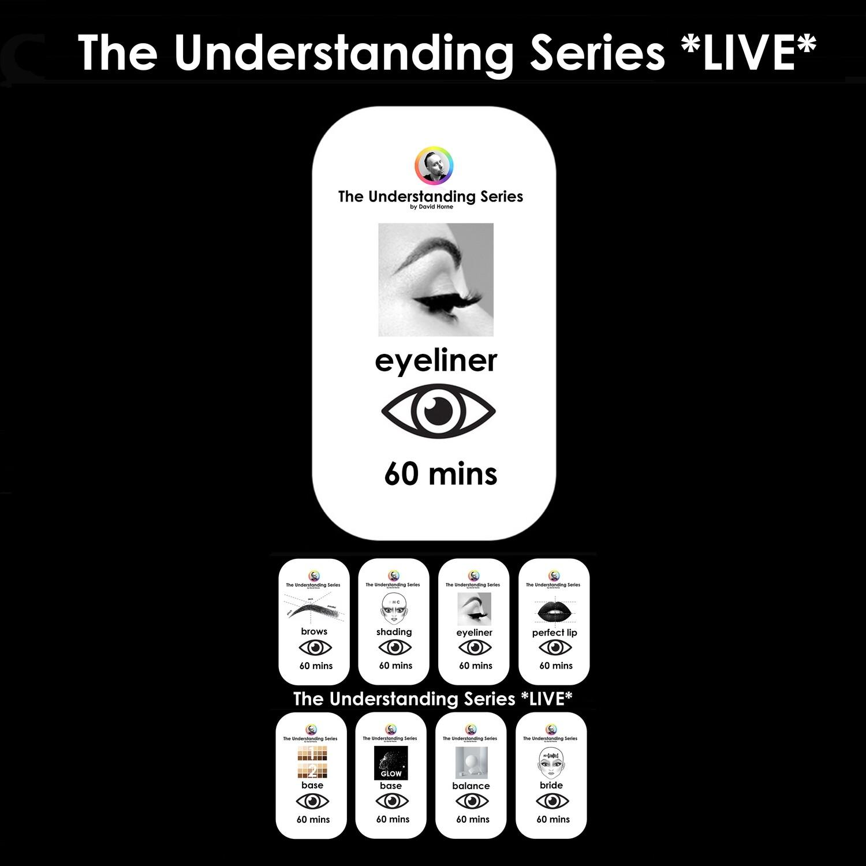 The Understanding Series LIVE: Observation session - Eyeliner