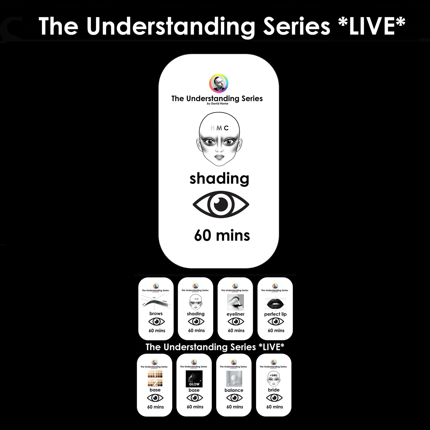 The Understanding Series LIVE: Observation session - HMC Shading