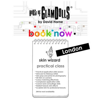 Skin Wizard Practical class: Mastering Skin