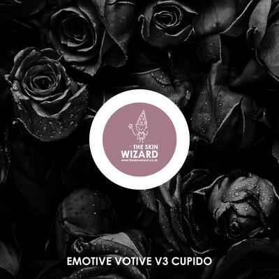 The Skin Wizard Emotive Votive  V3✨Cupido