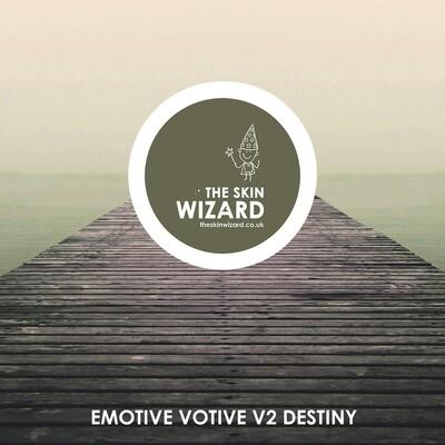 The Skin Wizard Emotive Votive  V2✨Destiny
