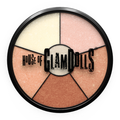 GlamLight  - All the highlights you could want in one handy wheel