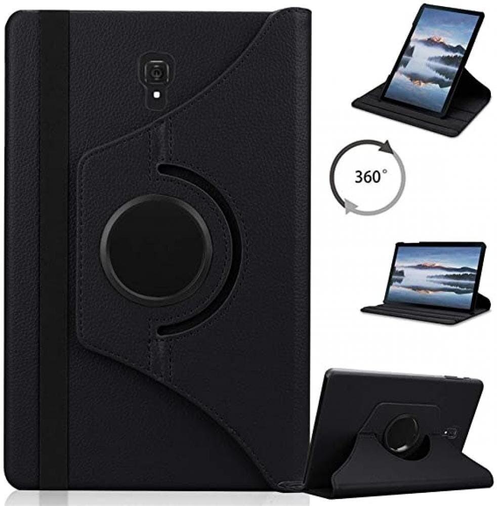 Leather Cover Case - Samsung Galaxy Tab A 8.0 (2018) T387W