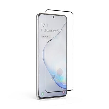 Tempered Glasss Screen Protector - Samsung Galaxy S20 Ultra (Full with Fingerprint Recognition)