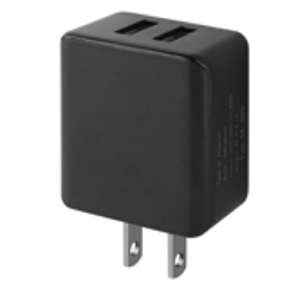 DUAL USB Wall Charger (cETL Certified) - 3.1 Amp