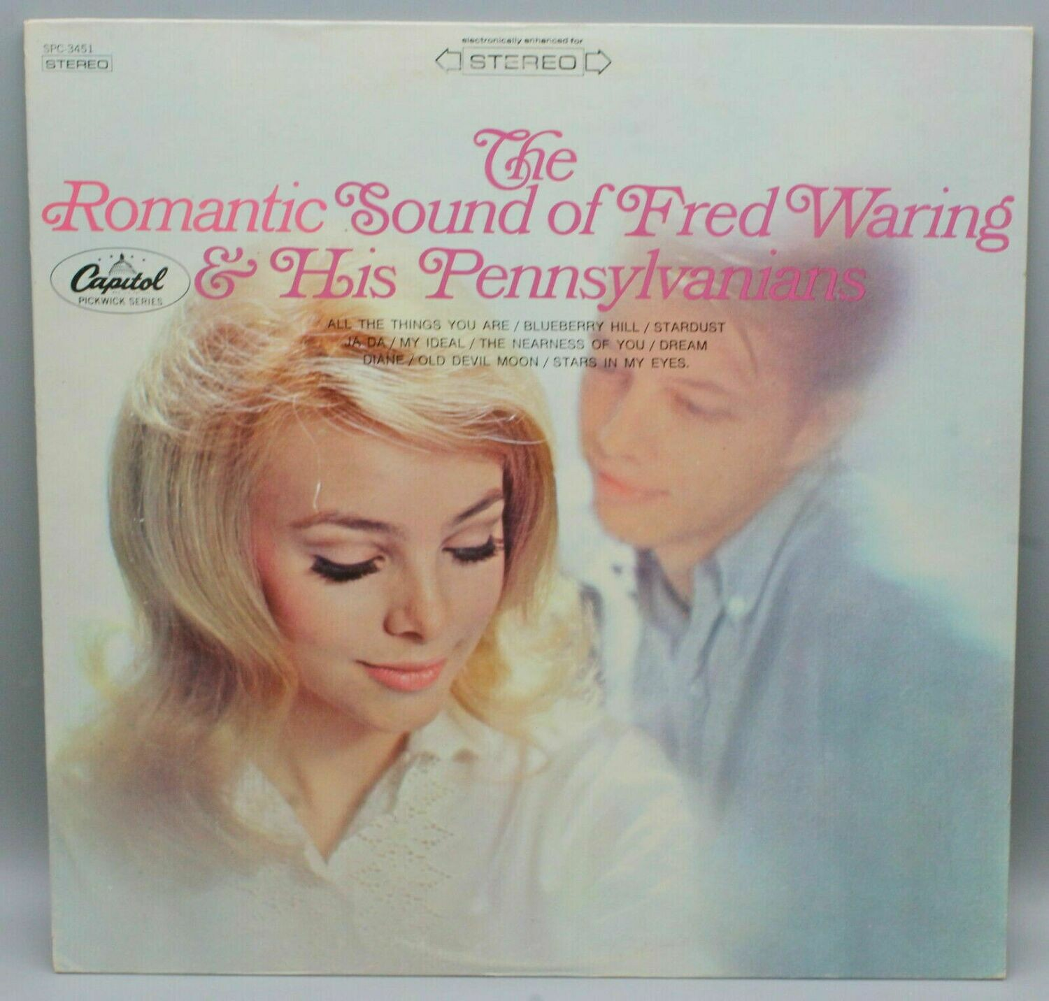 Fred Waring - The Romantic Sound of Fred Waring and His Pennsylvanians