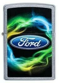 Zippo 29752 Ford Script In Oval Logo