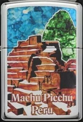 Zippo 29496 Manchu Picchu Peru