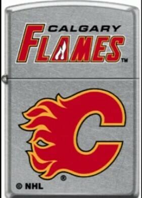 Zippo 33557 ©NHL Calgary Flames