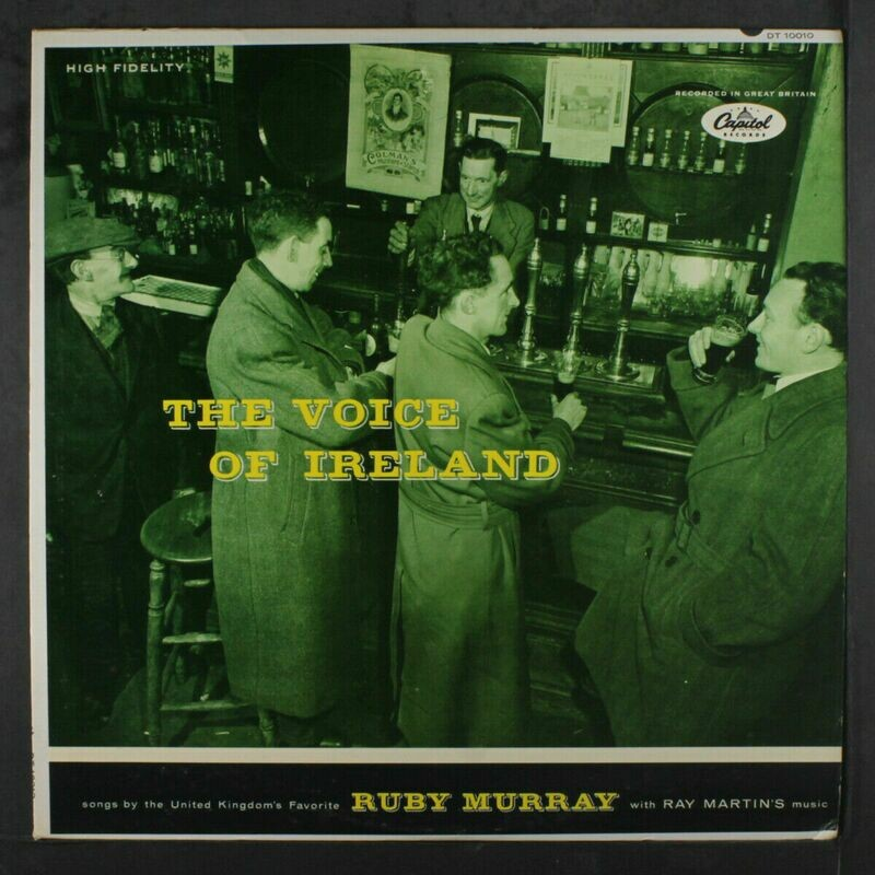 RUBY MURRAY: Voice Of Ireland