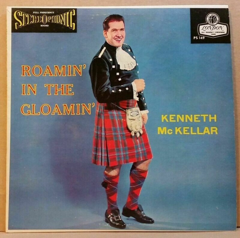 ROAMIN IN THE GLOMIN KENNETH MCKELLAR LP