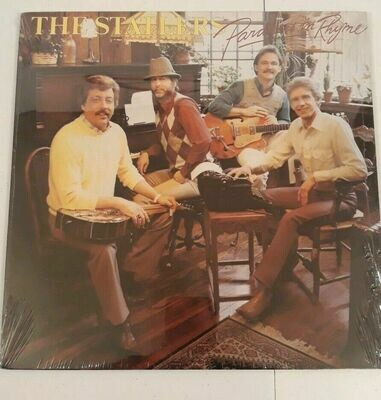 THE STATLER BROTHERS - Pardners In Rhyme