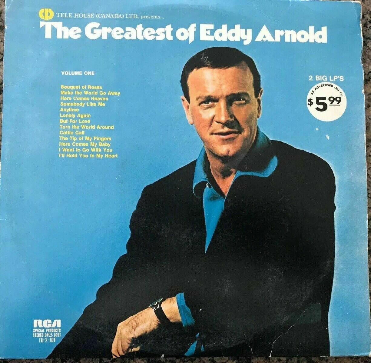 The Greatest Of Eddie Arnold