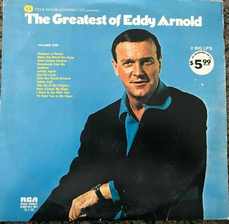The Greatest Of Eddie Arnold