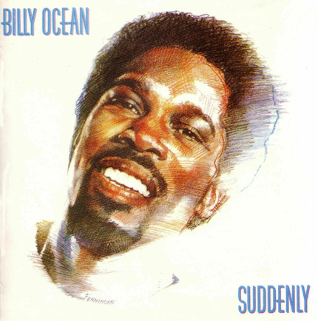 BILLY OCEAN - SUDDENLY - LP