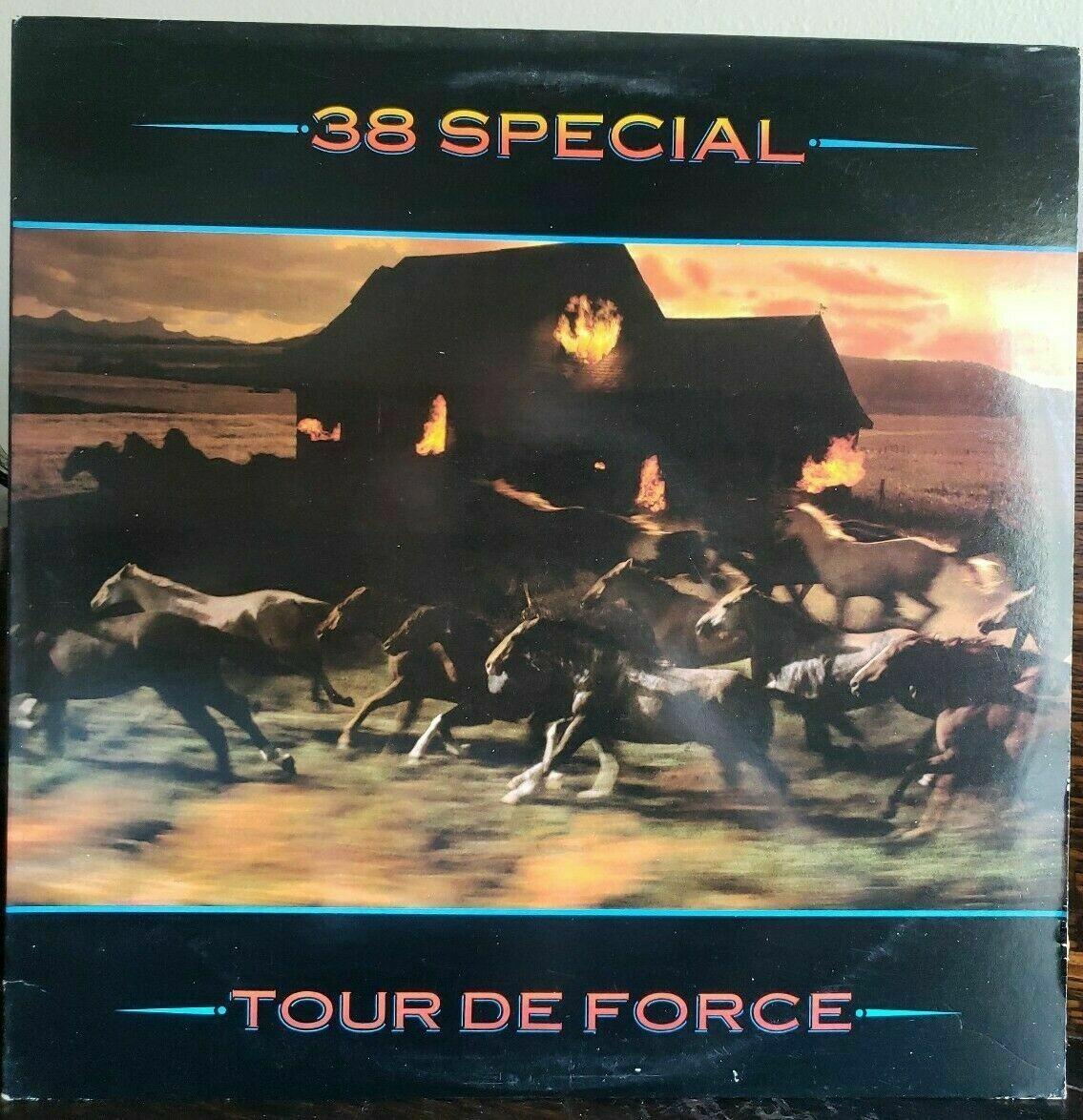 38 SPECIAL Tour De Force A&M Records