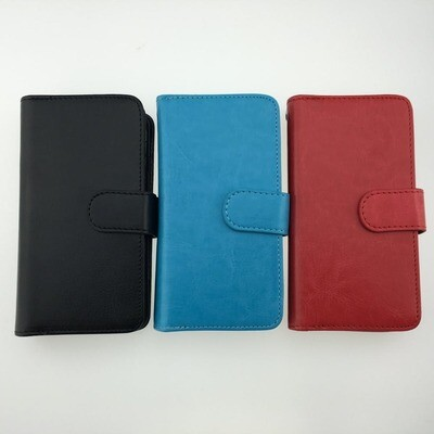 Leather Triple Wallet Case - iPhone 5C
