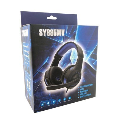 Gaming Headset for Computers (USB Connector)