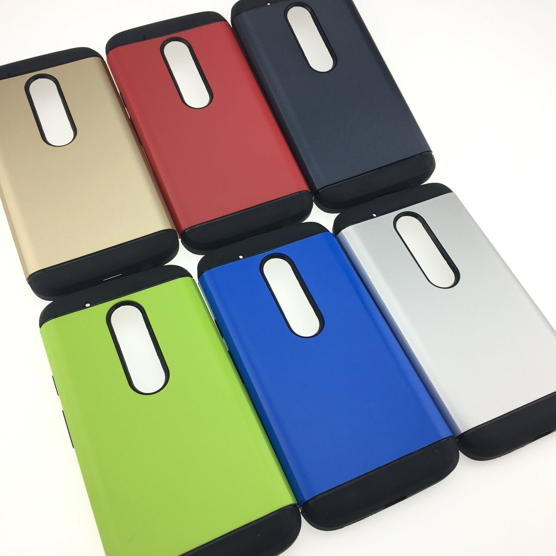 Slim Armor Hybrid Case - Motorola Moto G4 Play