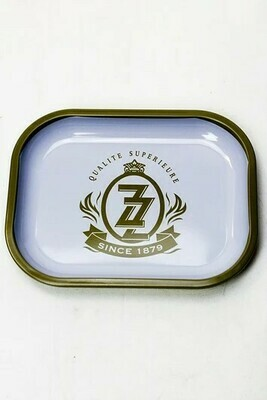 Zig Zag Mini Metal Rolling tray